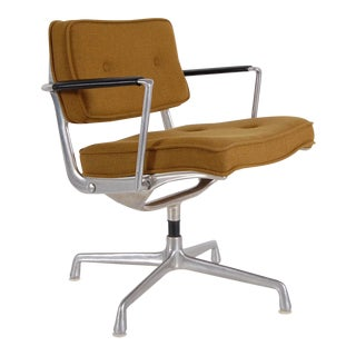 "1960s Vintage Charles Eames Designed ""Intermediate"" Chair For Sale"