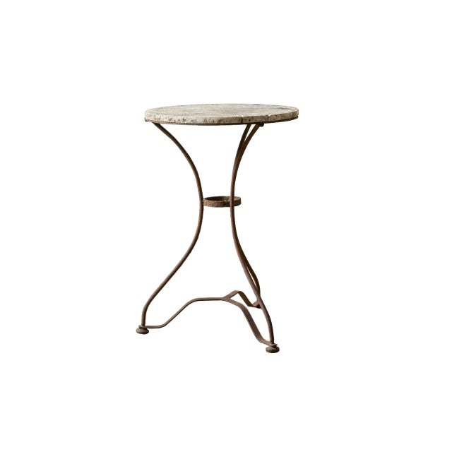 Late 19th Century 19th Century Bell Epoque Bistro Table For Sale - Image 5 of 5