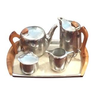 Art Deco Tea Set