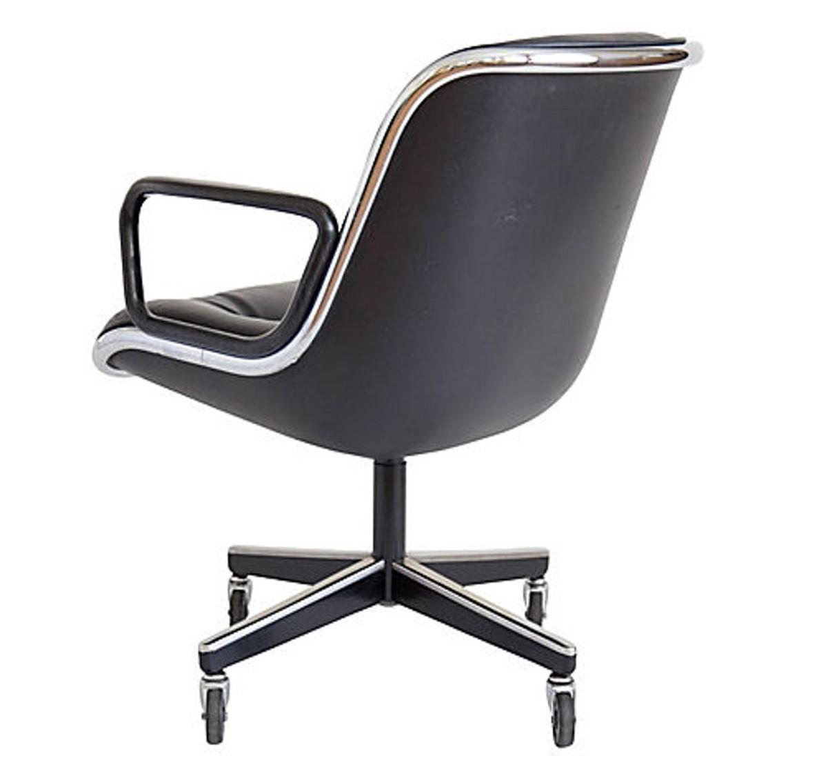 Charles Pollock Executive Chair By Knoll   Image 2 Of 10