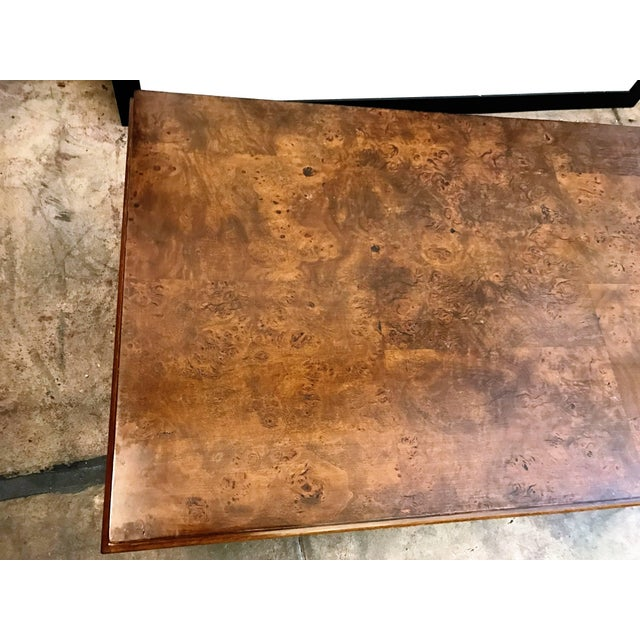 Wood 1960s American Tomlinson Walnut Coffee Table For Sale - Image 7 of 11