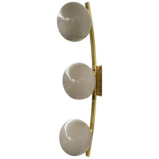Cresta Sconce by Fabio Ltd For Sale