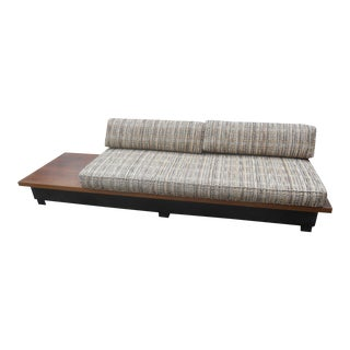 1960's Vintage Milo Baughman for Thayer Coggin Sofa Bench For Sale