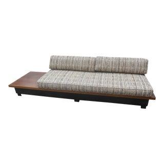 1960's Vintage Milo Baughman for Thayer Coggin Sofa Bench For Sale