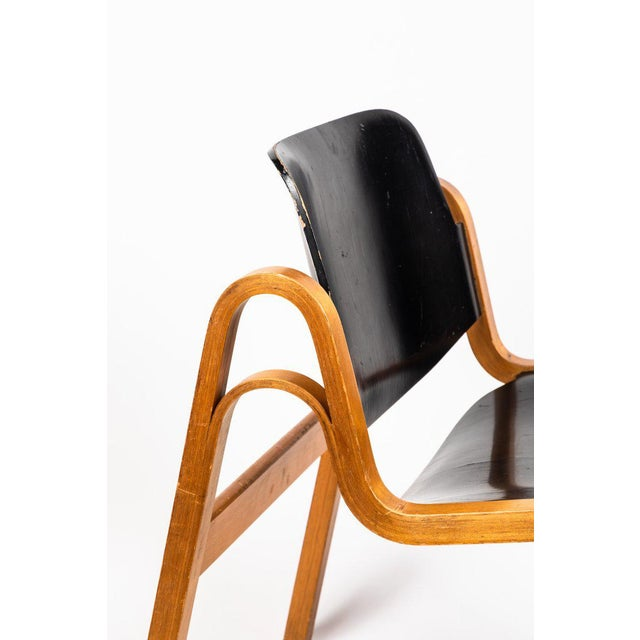 1950s Vintage Ilmari Tapiovaara 'Wilhelmina' Chair For Sale - Image 9 of 10