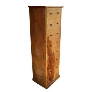 Indonesian Mango Wood Lingerie Cabinet With Eight Drawers From the 20th Century Preview