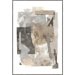 Kenneth Ludwig Print on Canvas, Harmonized III by Richard Ryder For Sale