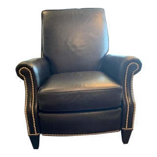 Ethan Allen Leather Recliner For Sale