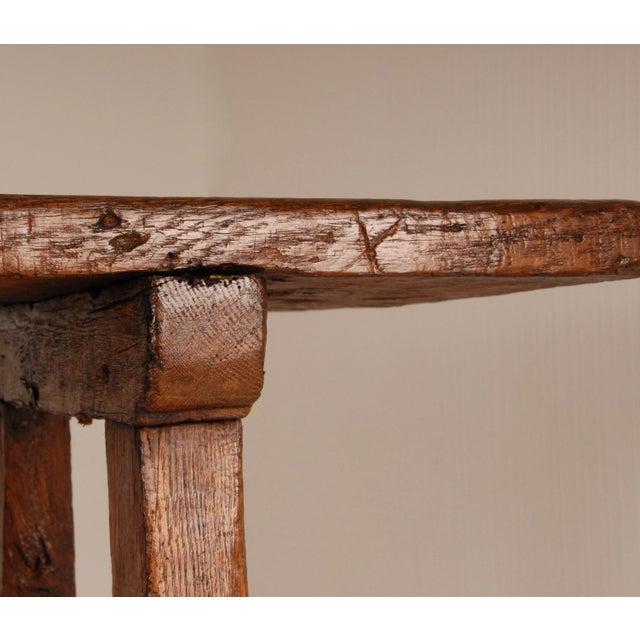 Antique Renaissance Spanish Console Table For Sale - Image 10 of 12