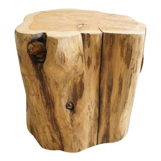 Pottery Barn Medium Stump Table