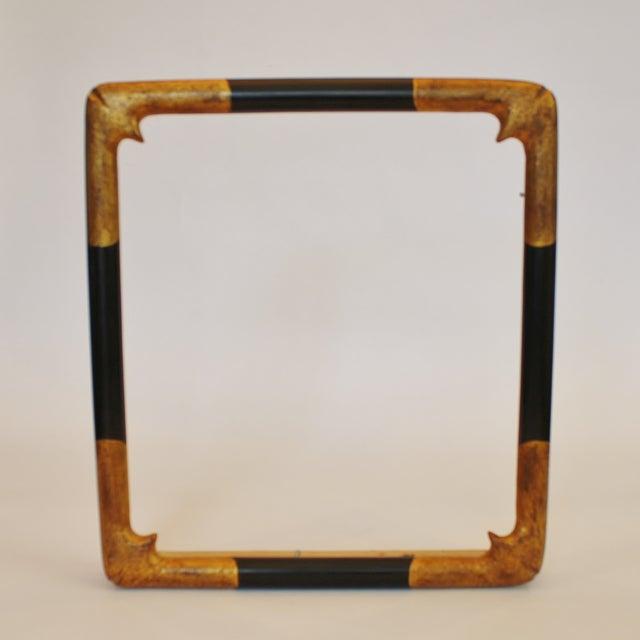 Antique Kobe Cornered Frame - Image 2 of 4
