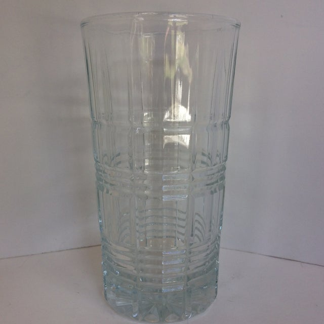 Hollywood Regency Waterford Marquis Crosby Hi-Ball Glasses - Set of 8 For Sale - Image 3 of 11