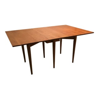 Mid-Century Modern Russell Wright for Conant Ball Dining Table For Sale