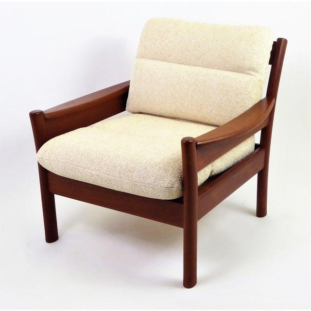 Dyrlund Lounge Teak Lounge Armchair, Denmark 1960s For Sale - Image 13 of 13