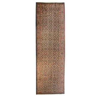 Early 20th Century Tabriz Runner - 4′8″ × 14′7″ For Sale