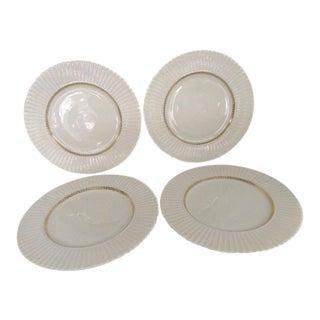 Lenox Cretan 0316 Set of Four Dinner Plates For Sale