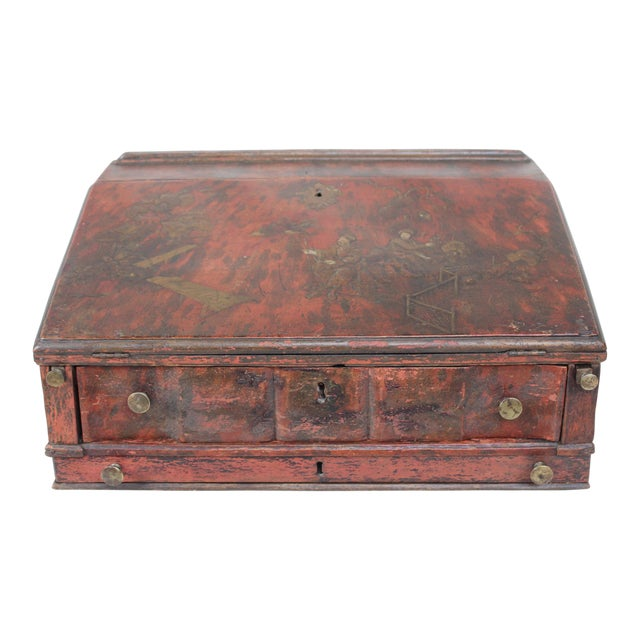 Antique Chinese Export Lap Desk - Image 1 of 11