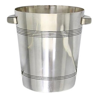 1950s Belgian Wiskemann Champagne Bucket For Sale
