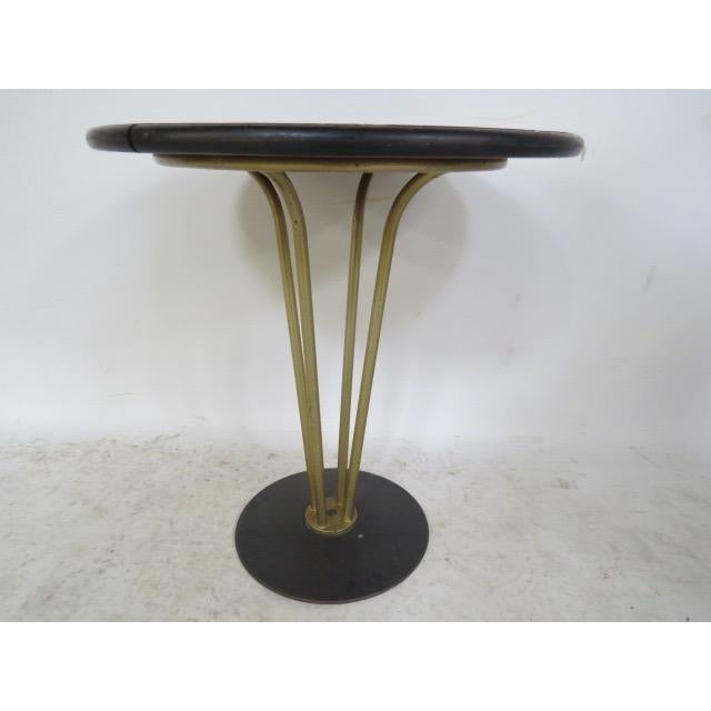 1970s Gueridon Table - Image 3 of 6