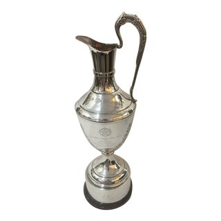 1921 Vintage English Southampton Golfing Society Trophy For Sale