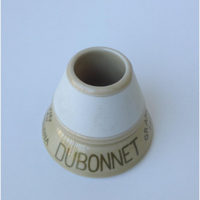 French Cafe Dubonnet Match Strike & Holder For Sale In West Palm - Image 6 of 9