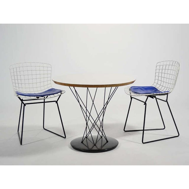 Pair of Bertoia child's chairs by Knoll - Image 7 of 9