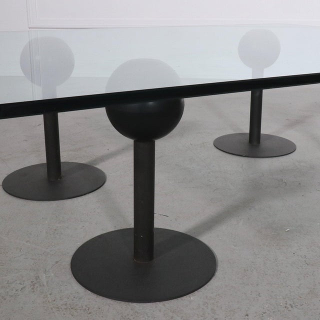 1980s 1982 France Philippe Starck Coffee Table for Les Trois Suisses Coffee Table For Sale - Image 5 of 6
