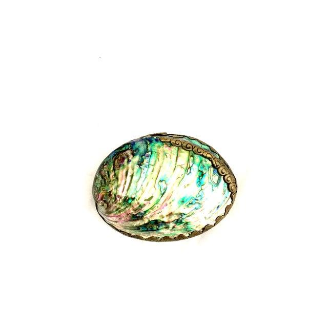 Iridescent Hinged Shell Dish - Image 3 of 6