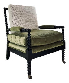 Image of English Bergere Chairs