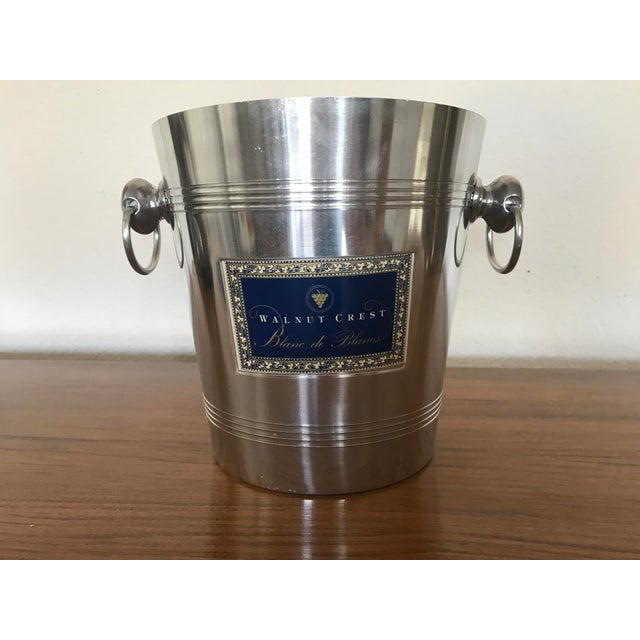 Walnut Creek Aluminum Champagne Buckets - Image 2 of 4
