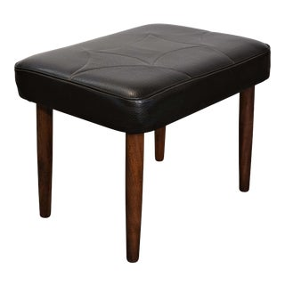 Original Danish Modern Footstool - Frø For Sale