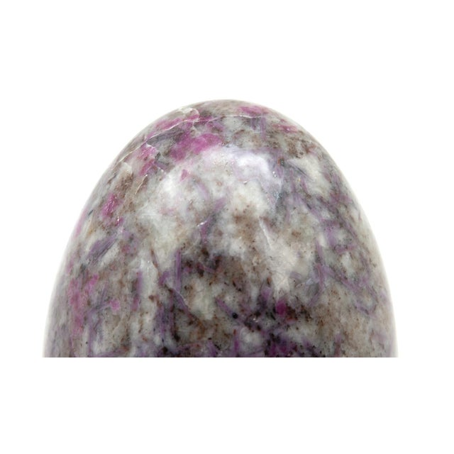 Early 21st Century Lingam Ruby in Matrix Stone For Sale - Image 5 of 7