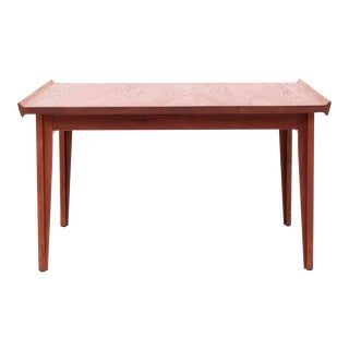 1950s Mid-Century Modern Finn Juhl Teak Coffee Table For Sale