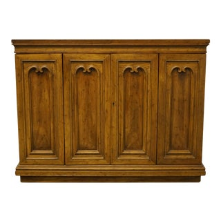 Heritage Furniture Grand Tour Collection Italian Provincial Flip Top Server For Sale