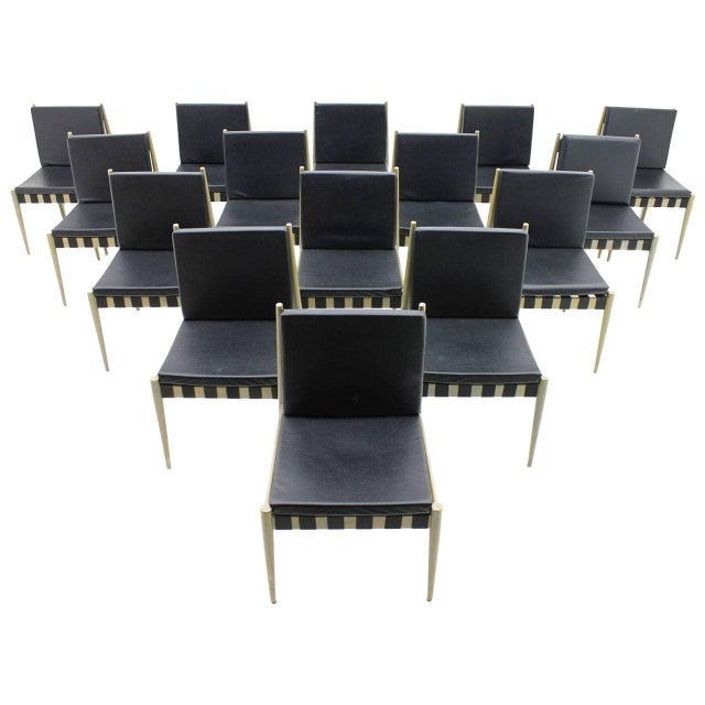 60x Egon Eiermann Dining Room Chairs Se 121 by Wilde & Spieth, Germany 1964 For Sale - Image 9 of 9