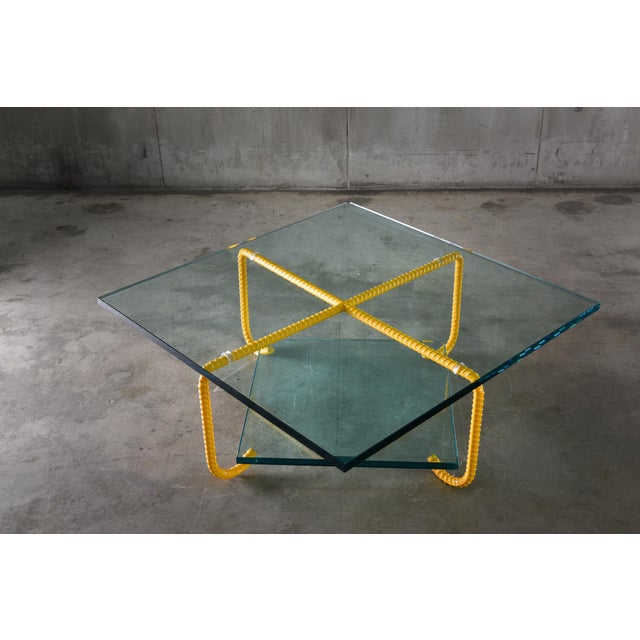 Ra Coffee Table by Artist Troy Smith - Contemporary Design - Artist Proof - Limited Edition For Sale In Chicago - Image 6 of 7