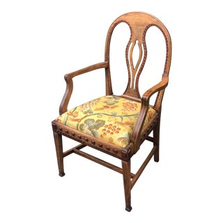 Charles Pollock for William Switzer Danish Arm Chair For Sale