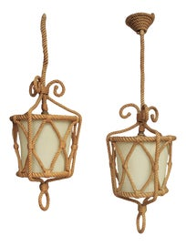 Image of Newly Made Auburn Pendant Lighting