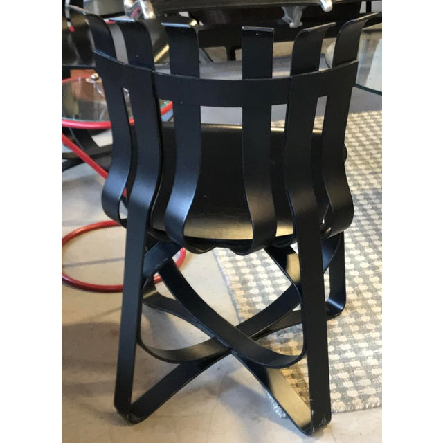 Modern Frank Gehry Hat Trick Chair For Sale - Image 3 of 5