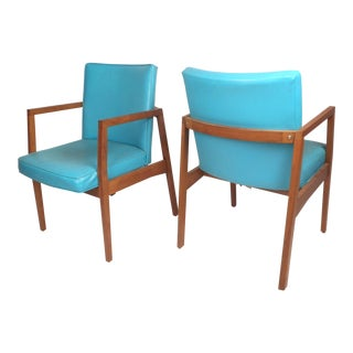 Mid-Century Modern Lounge Chairs by j.b. Van Sciver Co. For Sale