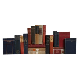 A Study in World Literature - Set of 20
