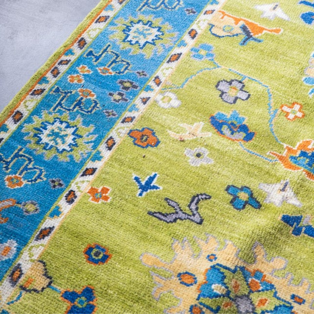 Let the colors do all of the talking here! This gorgeous rug is the perfect piece to your current rug puzzle! All you have...