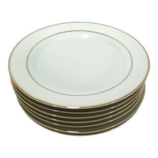 Strawberry Street Salad Plates - Set of 8 For Sale