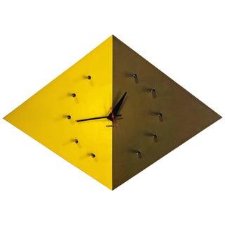 George Nelson Kite Clock for Howard Miller For Sale