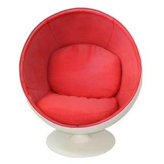 1960s Ball Chair by Eero Aarnio