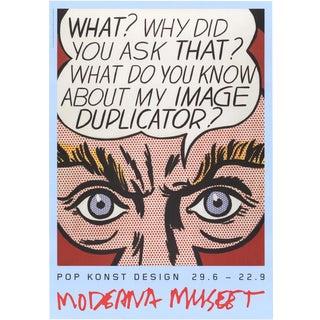 Roy Lichtenstein-Image Duplicator-2013 Poster For Sale