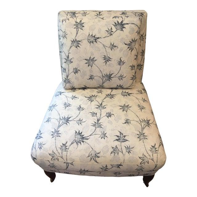 Baker Slipper Chair - Image 1 of 5
