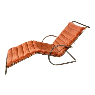 Mies Van Der Rohe Chaise Lounge For Sale