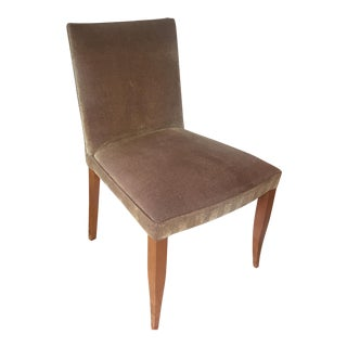 Dakota Jackson Pfm Desk Side Chair For Sale