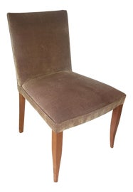 Image of Taupe Dining Chairs